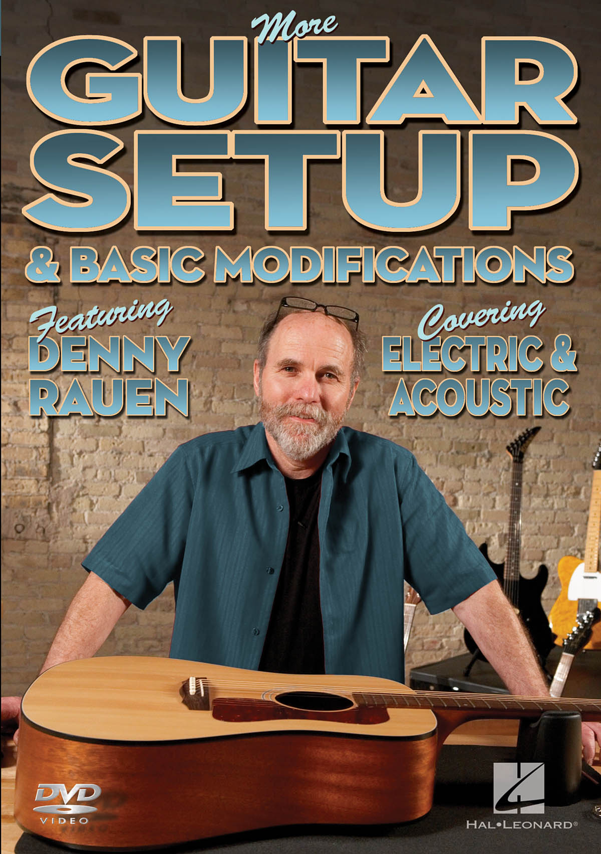 More Guitar Setup & Basic Modifications: Guitar Solo: Instrumental Reference