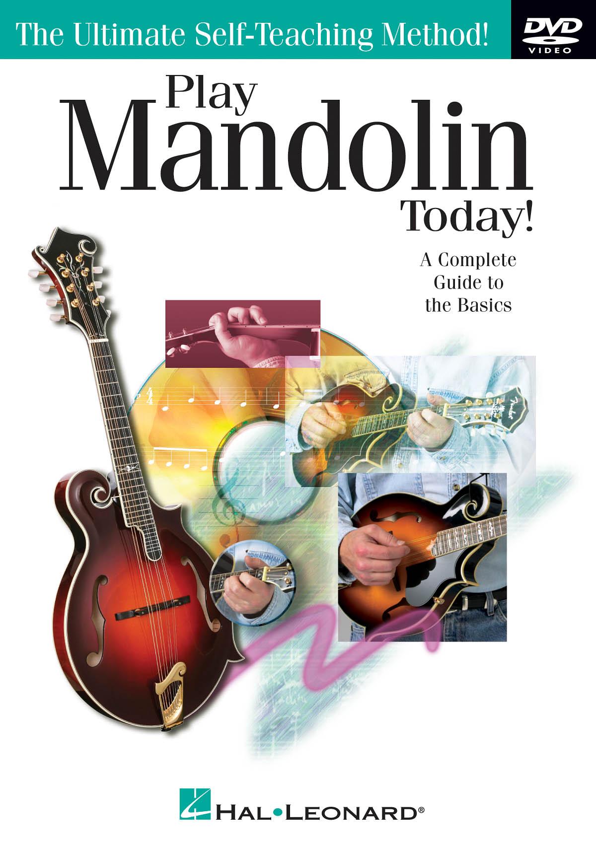 Play Mandolin Today! DVD: Mandolin: Instrumental Tutor