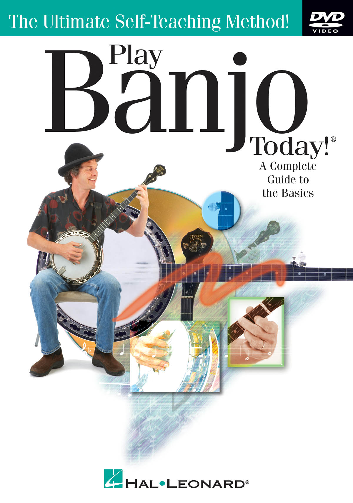 Play Banjo Today!: Banjo: Instrumental Tutor