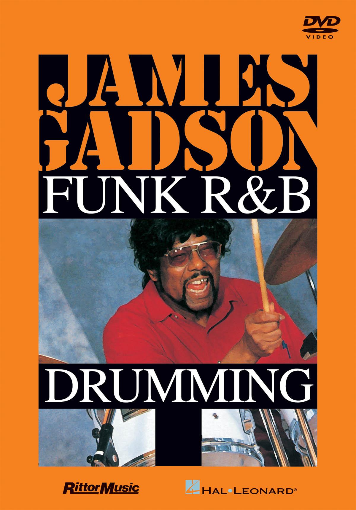 James Gadson: James Gadson - Funk/R&B Drumming: Other Percussion: Instrumental