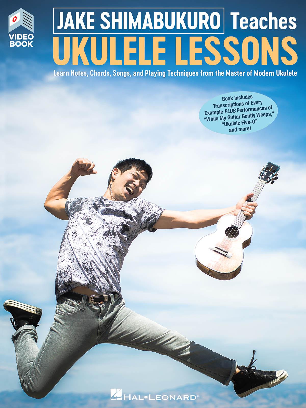 Jake Shimabukuro: Jake Shimabukuro Teaches Ukulele Lessons: Ukulele Solo:
