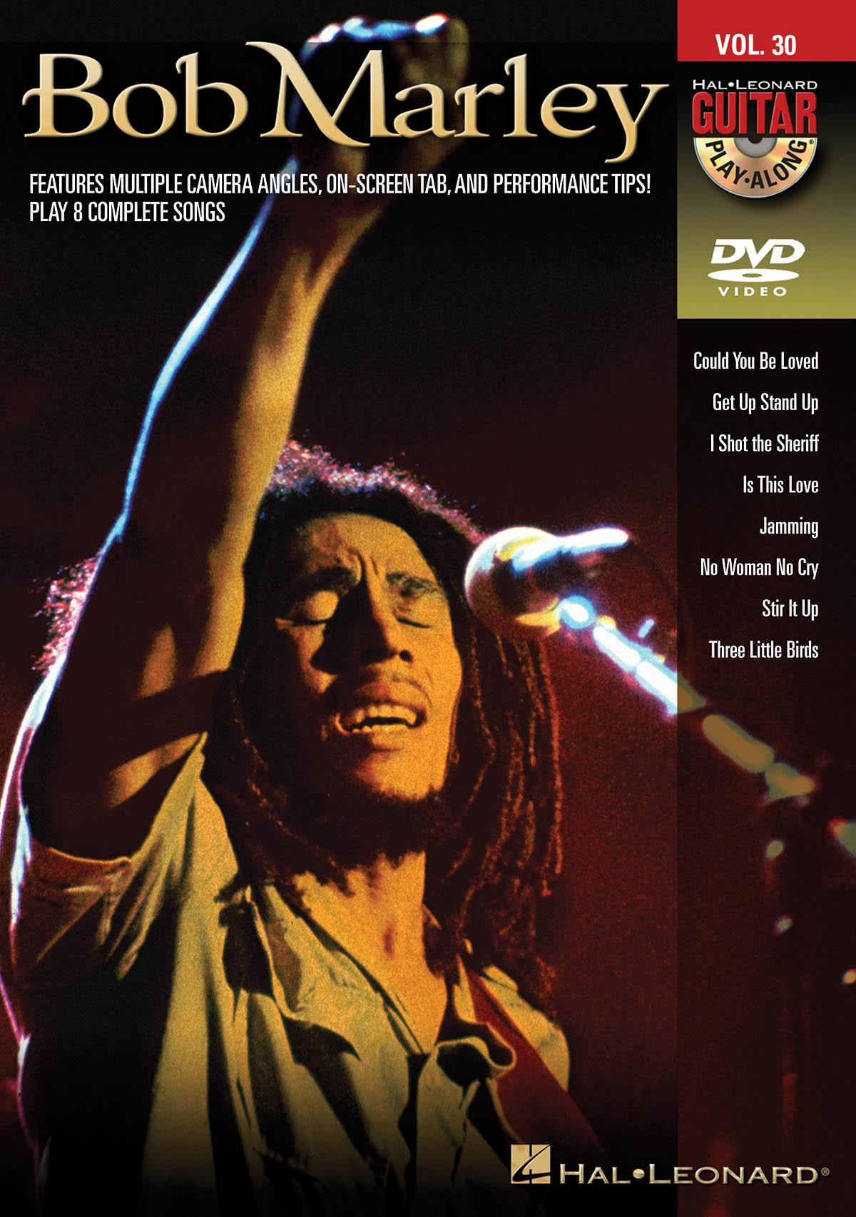 Bob Marley: Bob Marley: Guitar Solo: Instrumental Tutor