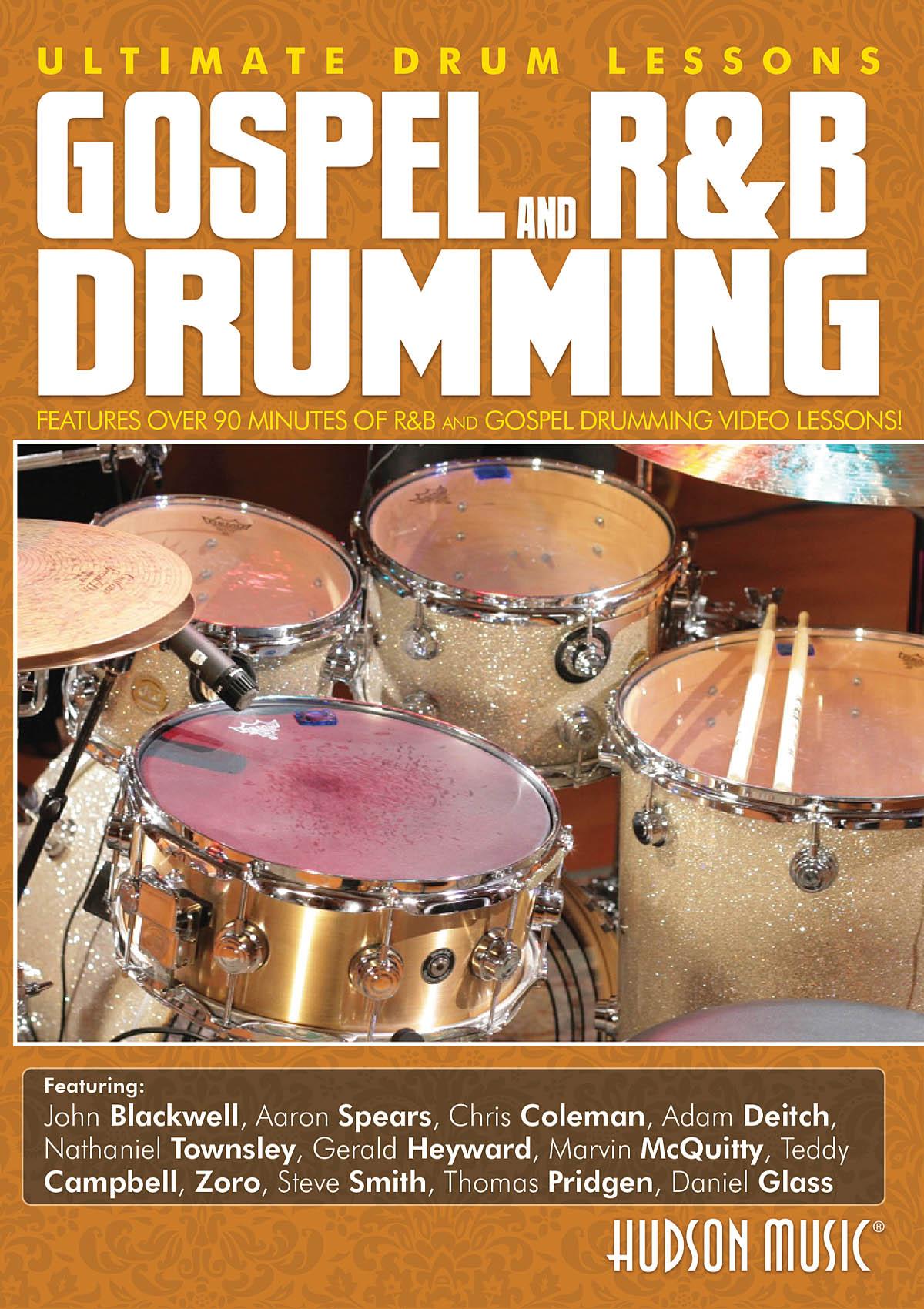 Gospel and R&B Drumming: Drums: Instrumental Tutor