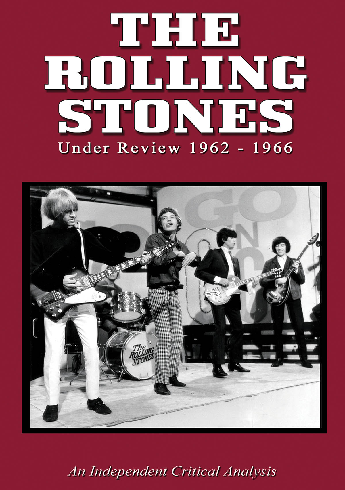 The Rolling Stones: Rolling Stones - Under Review 1962 - 1966: DVD