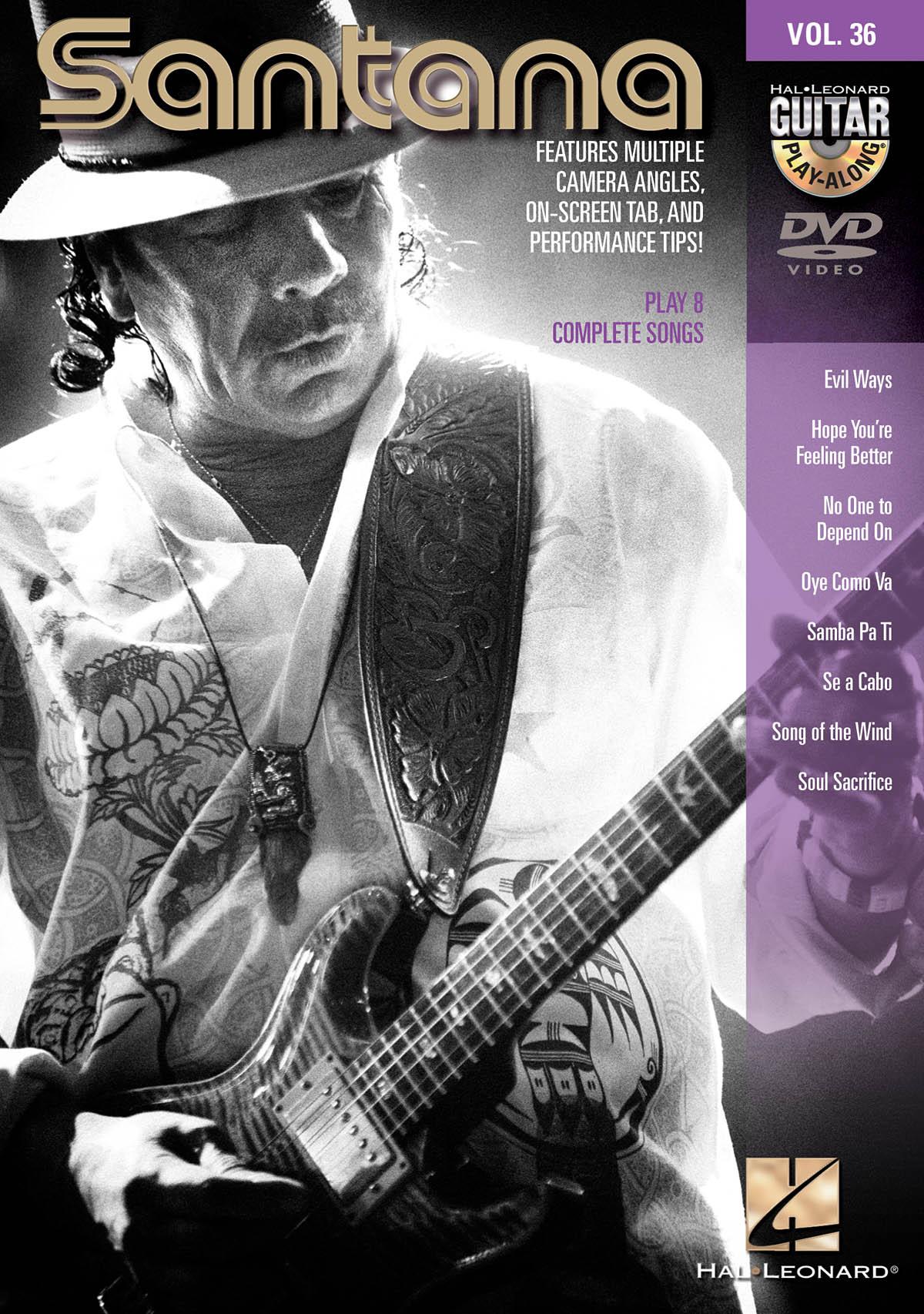 Santana: Santana: Guitar Solo: Instrumental Work