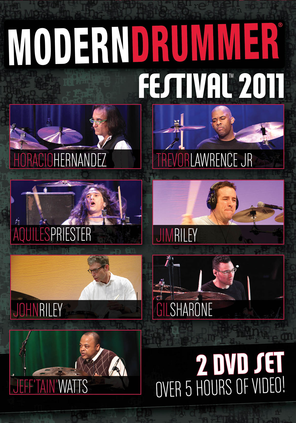 Modern Drummer Festival 2011: Drums: Recorded Performance