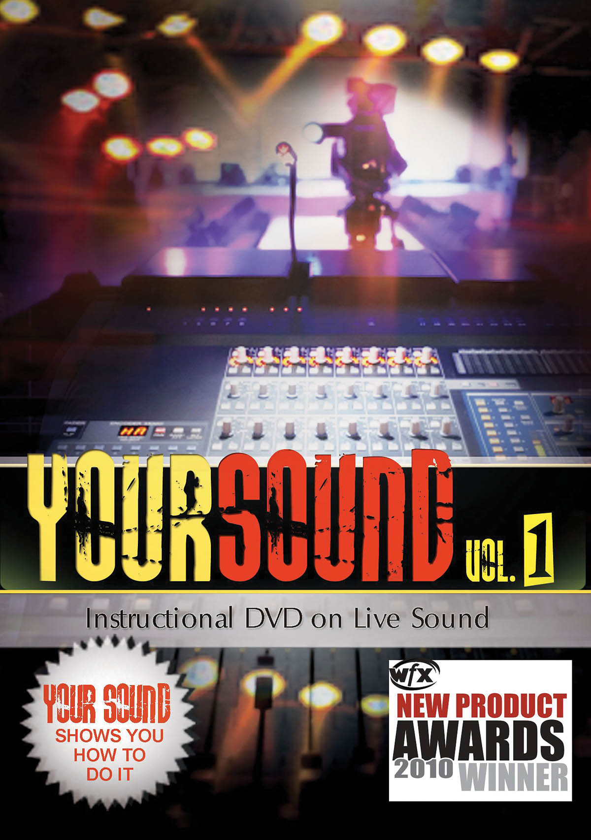 Your Sound - Vol. 1: Music Technology