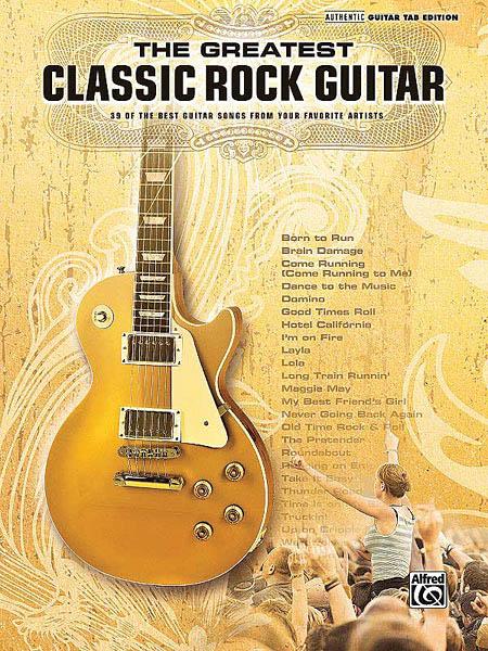 The Greatest Classic Rock Guitar: Guitar Solo: Instrumental Album