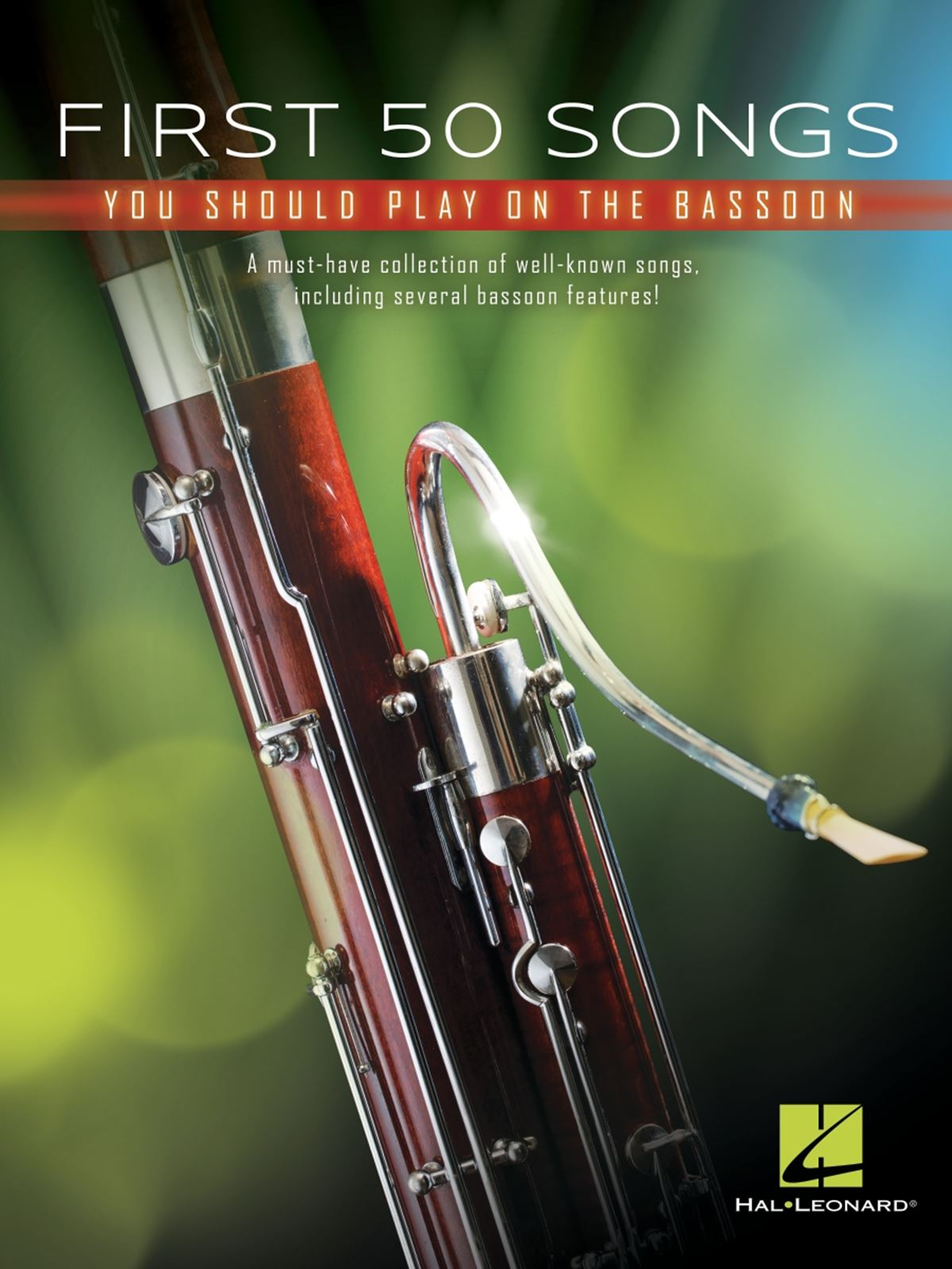 First 50 Songs You Should Play on Bassoon: Bassoon Solo: Instrumental Album