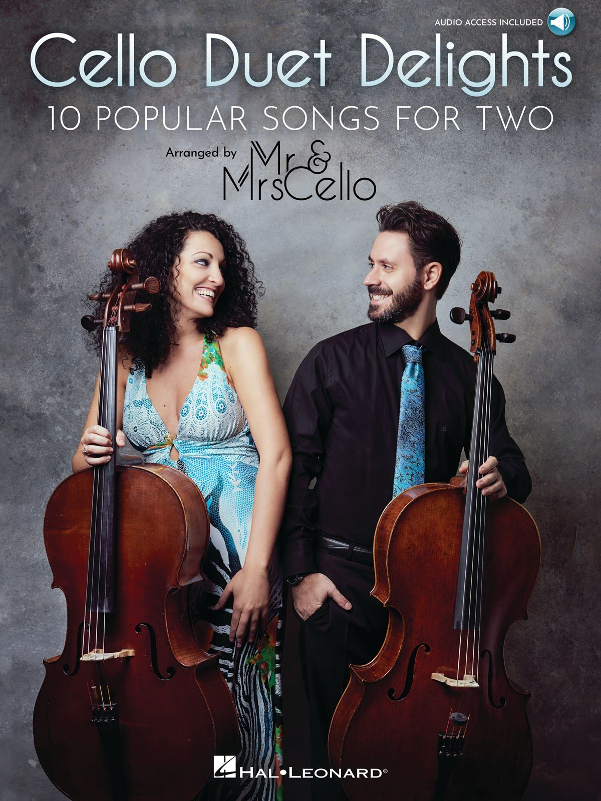 Mr. & Mrs. Cello: Cello Duet Delights: Cello Duet: Score