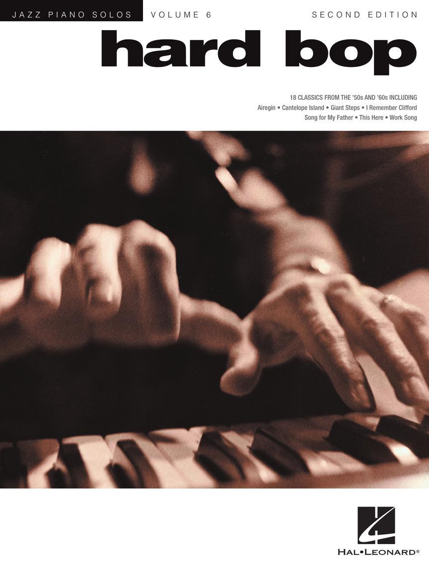 Hard Bop - 2nd Edition: Piano: Instrumental Album
