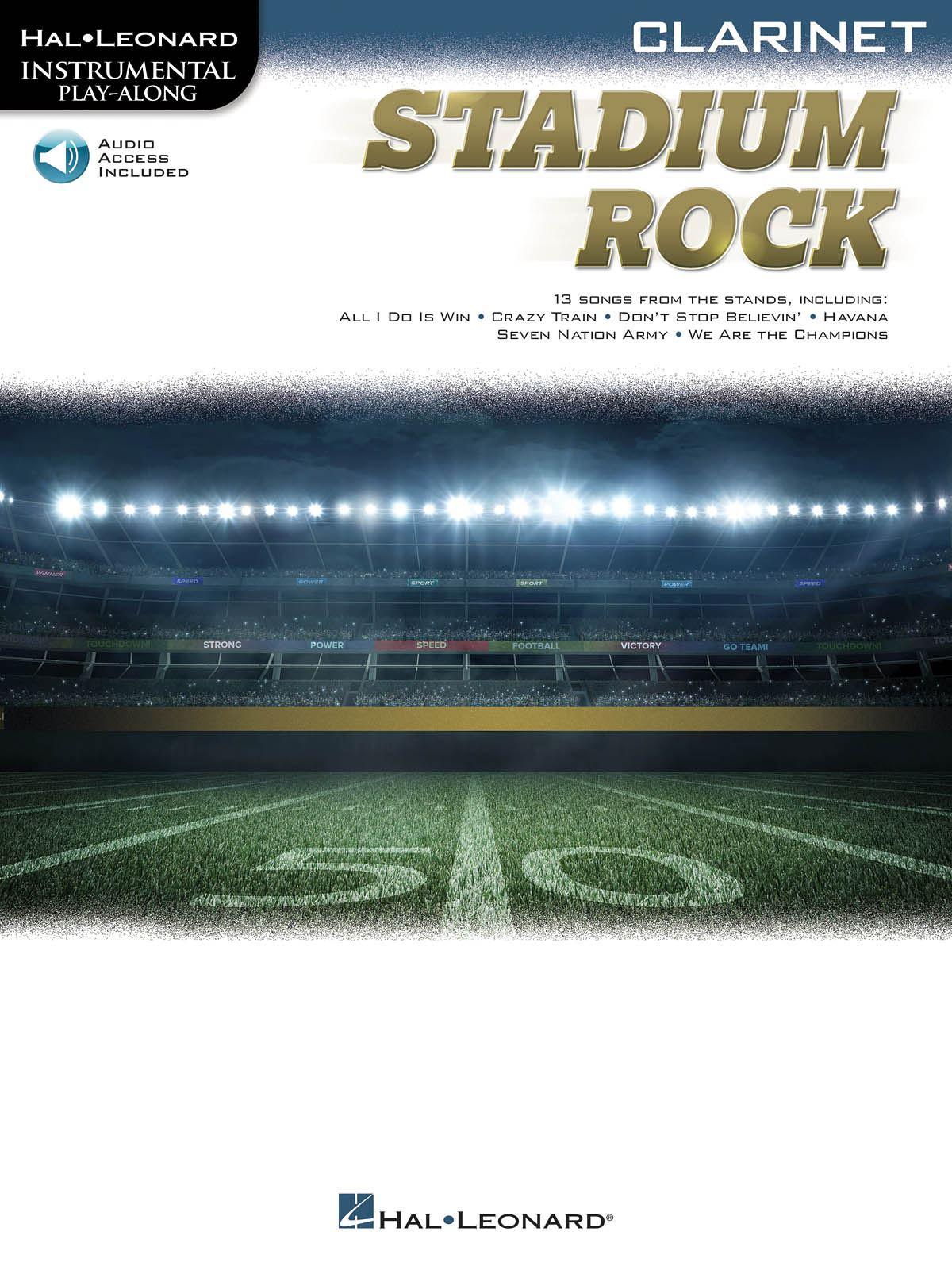 Stadium Rock for Clarinet: Clarinet Solo: Instrumental Album