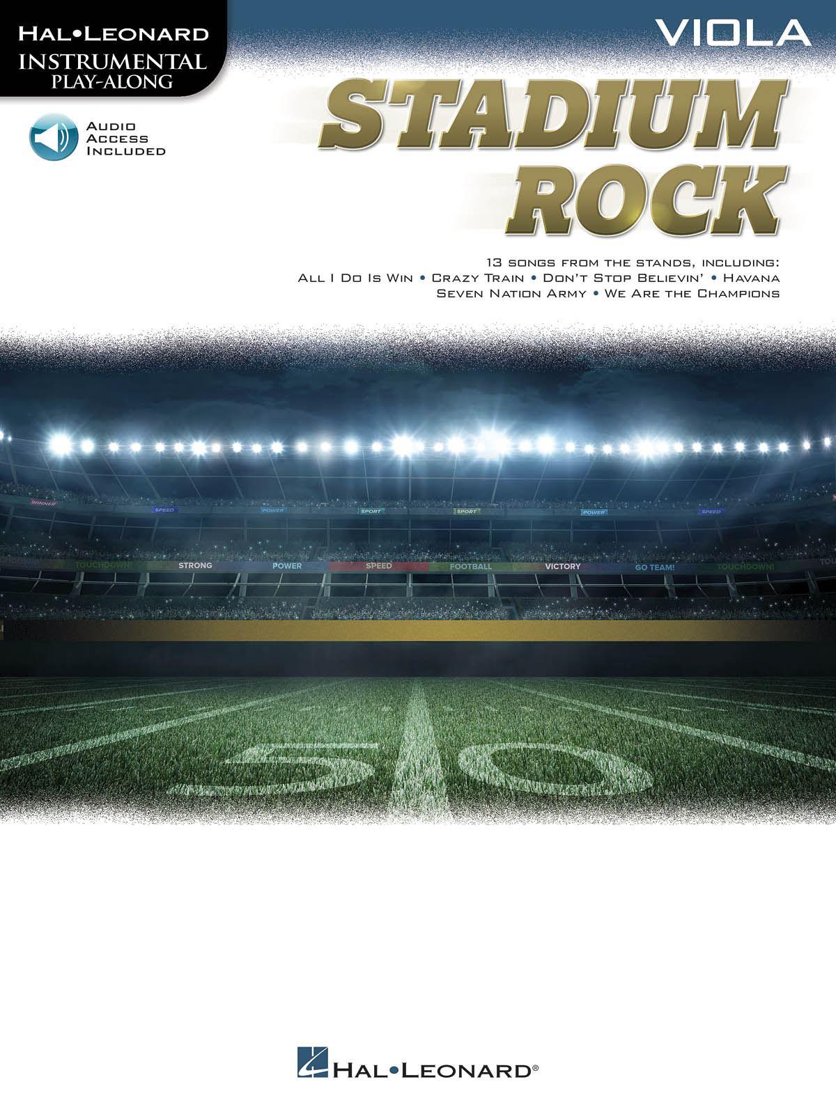 Stadium Rock for Viola: Viola: Instrumental Album