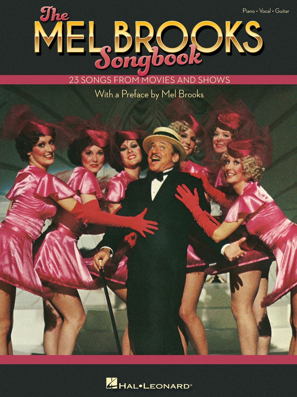 The Mel Brooks Songbook: Piano  Vocal and Guitar: Album Songbook