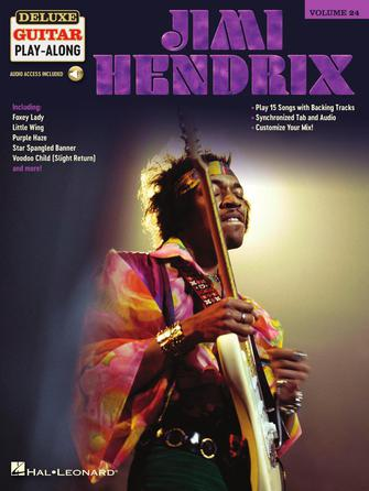 Jimi Hendrix: Jimi Hendrix: Guitar Solo: Instrumental Album