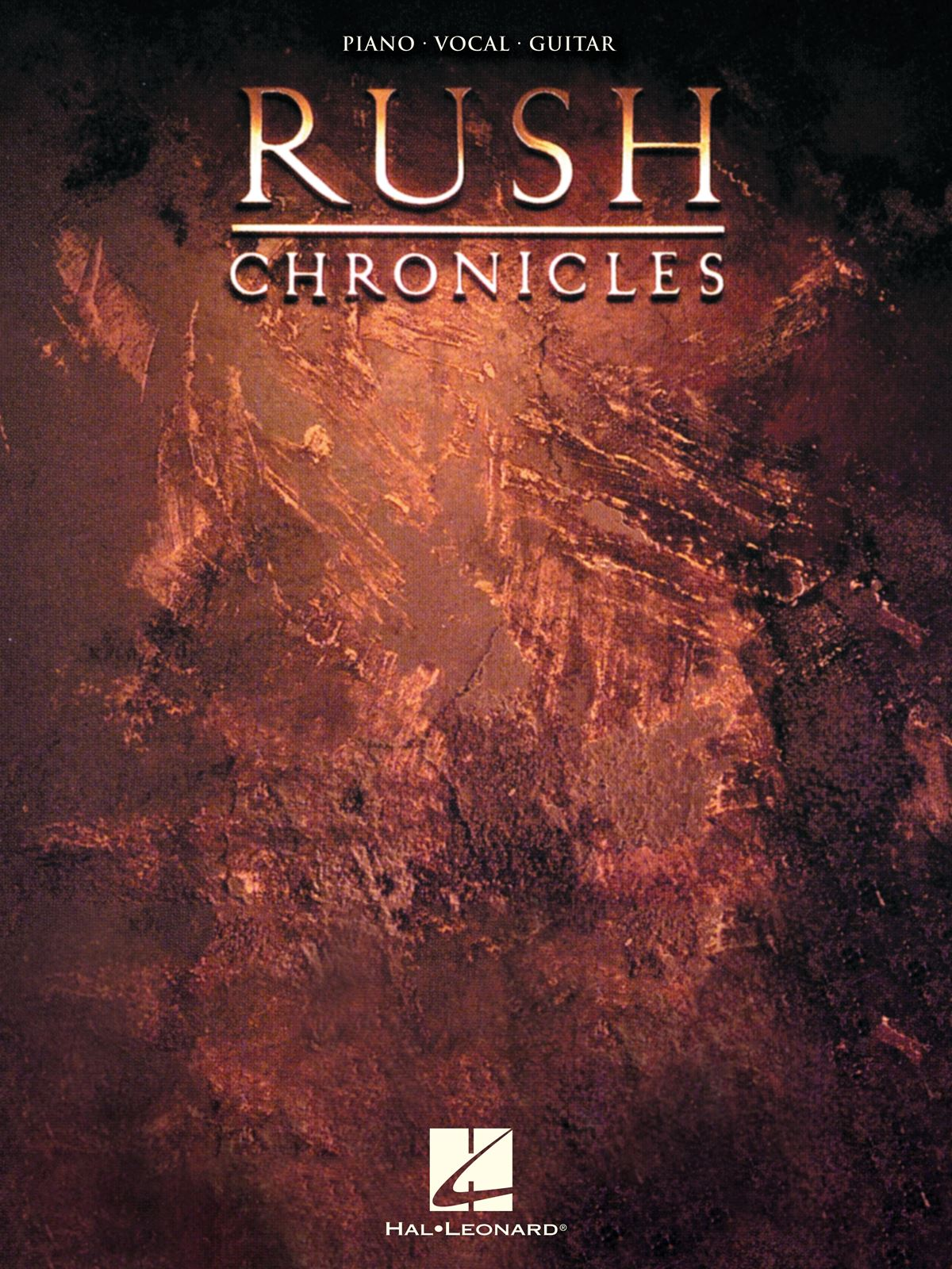 Rush: Rush - Chronicles: Piano  Vocal and Guitar: Album Songbook