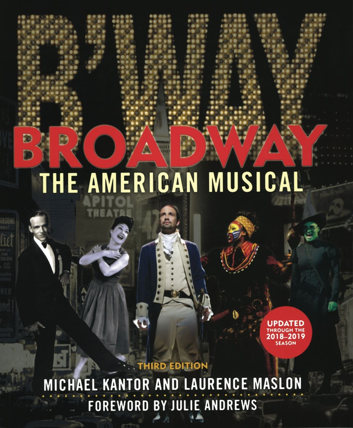 Kantor Maslo: Broadway: The American Musical 3rd Edition: Reference Books: