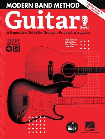 Modern Band - Guitar: Guitar Solo: Instrumental Tutor