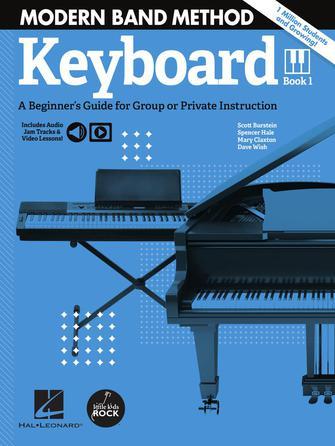 Modern Band - Keyboard: Keyboard: Instrumental Tutor