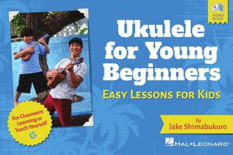Ukulele for Young Beginners: Ukulele Solo: Instrumental Album