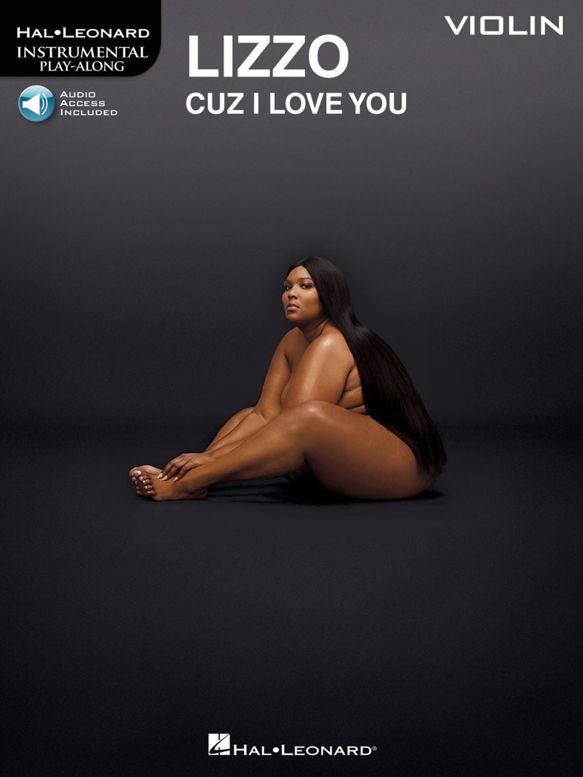 Lizzo: Lizzo - Cuz I Love You Instrumental Play-Along: Violin Solo: Album