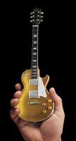 Gibson 1957 Les Paul Gold Top Mini Guitar Replica: Ornament
