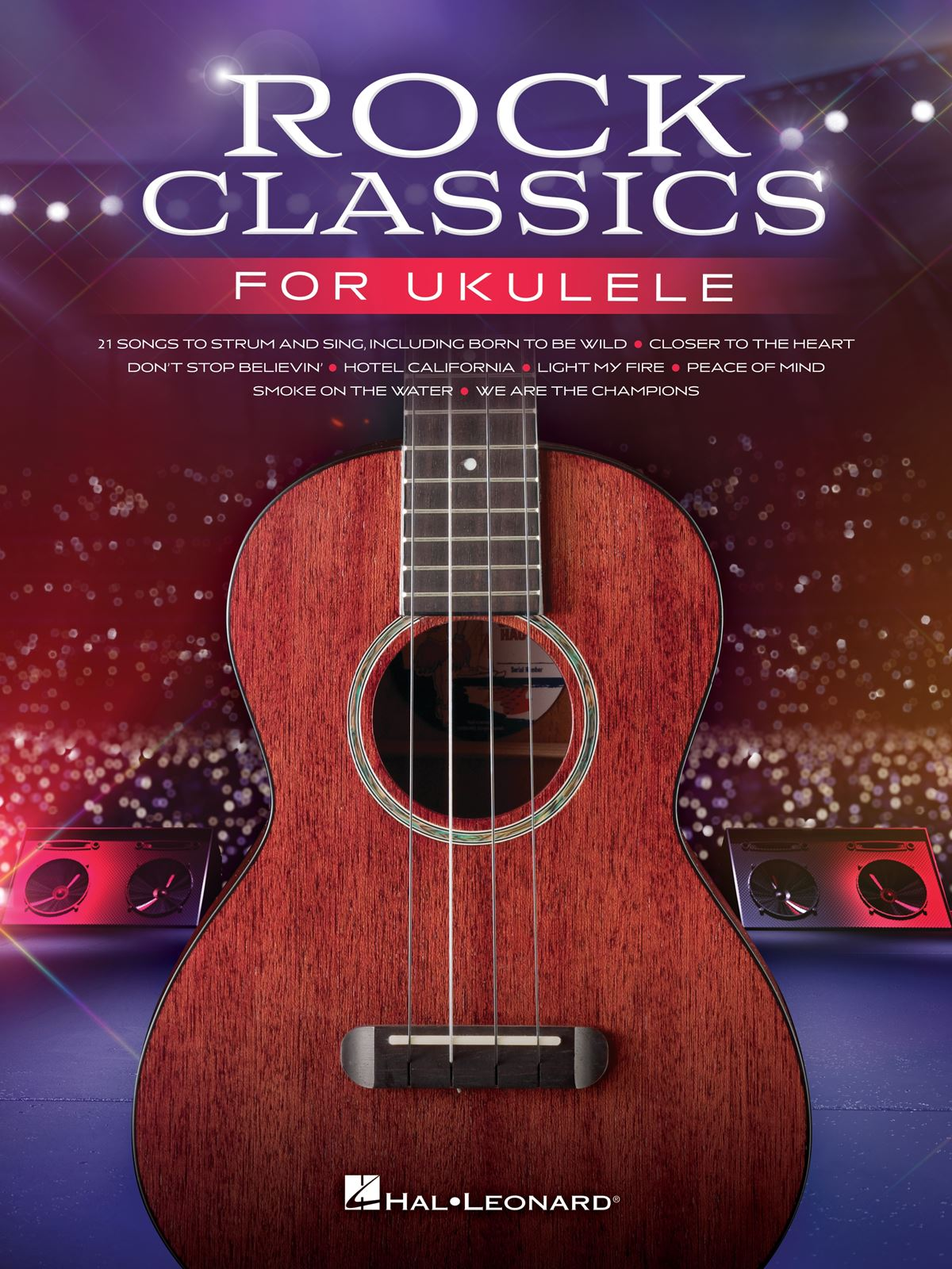 Rock Classics for Ukulele: Ukulele Solo: Instrumental Album