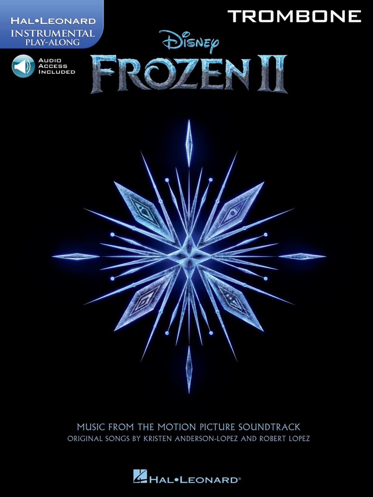 Robert Lopez Kristen Anderson-Lopez: Frozen II - Instrumental Play-Along