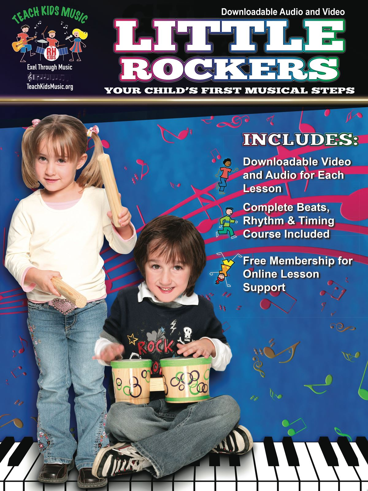 Little Rockers - Your Child's First Musical Steps: Chamber Ensemble: