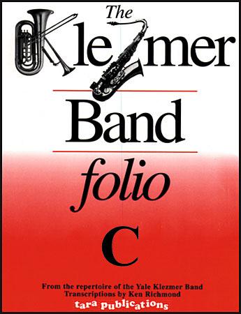 Klezmer Band C Folio: C Instrument: Vocal Album