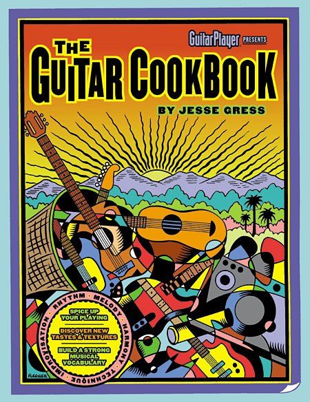 The Guitar Cookbook: Reference Books: Instrumental Tutor