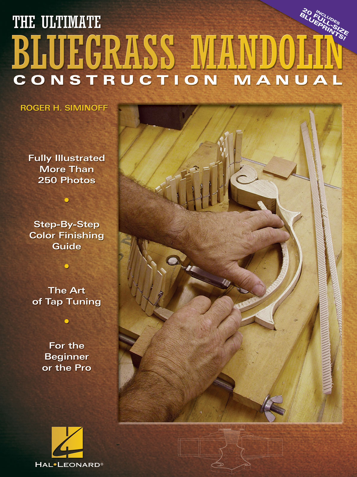 The Ultimate Bluegrass Mandolin Construction Man.: Reference Books: Reference