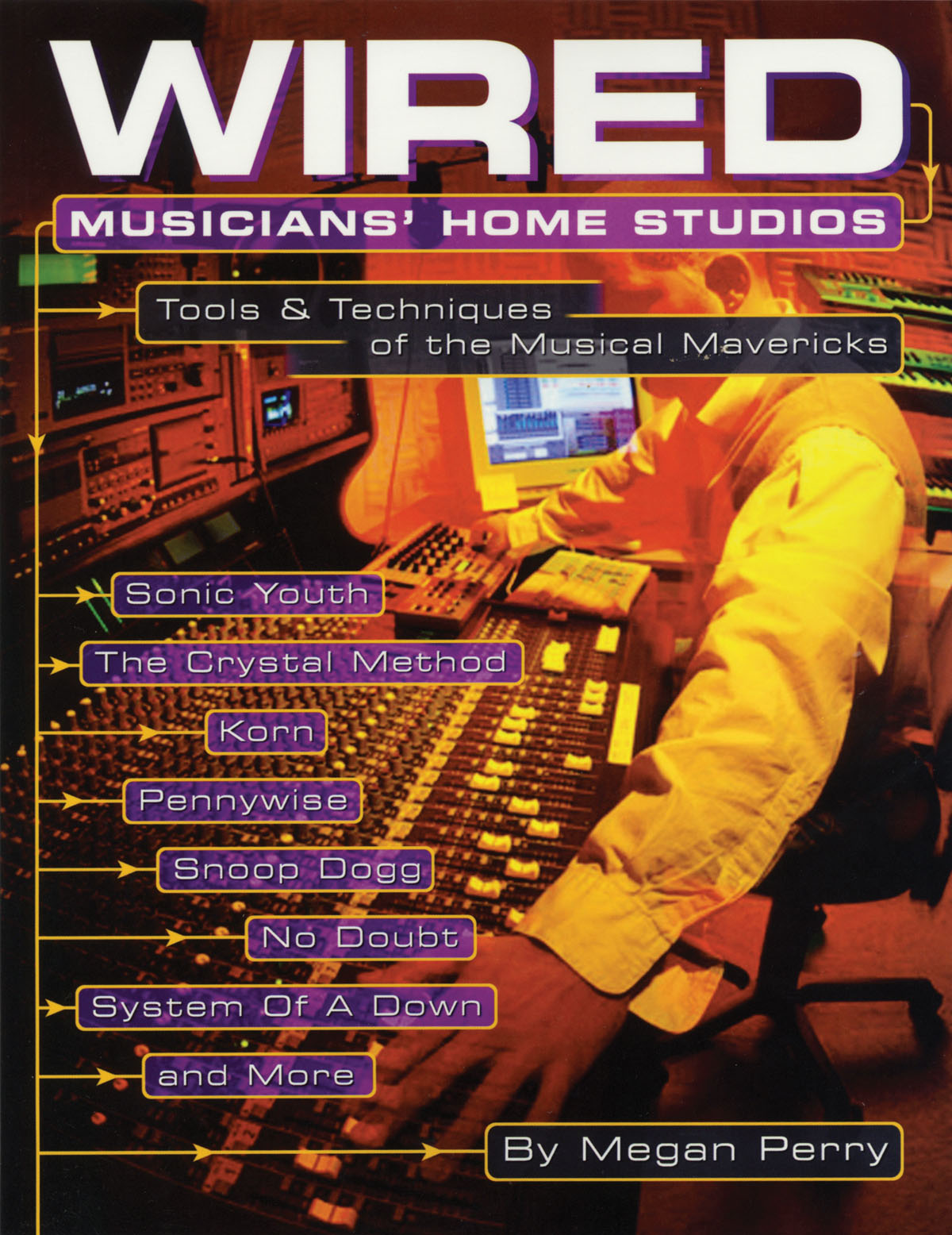 Wired - Musicians' Home Studios: Reference Books
