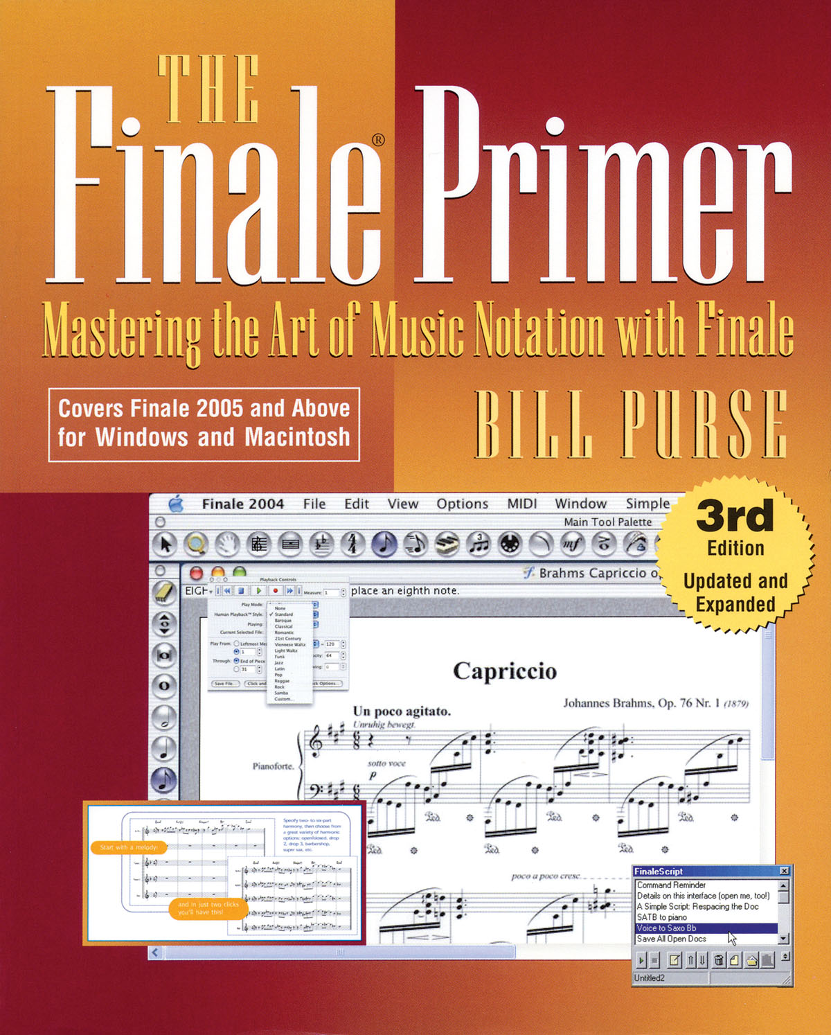 Bill Purse: The Finale© Primer - 3rd Edition: Reference Books: Reference