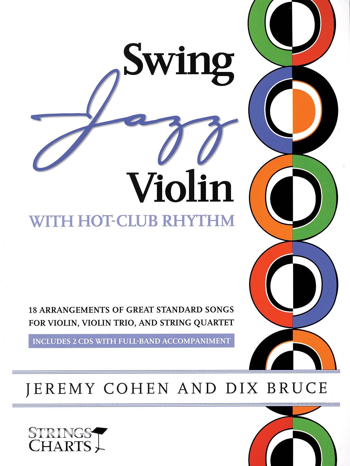 Swing Jazz Violin with Hot-Club Rhythm: Violin Solo: Instrumental Album
