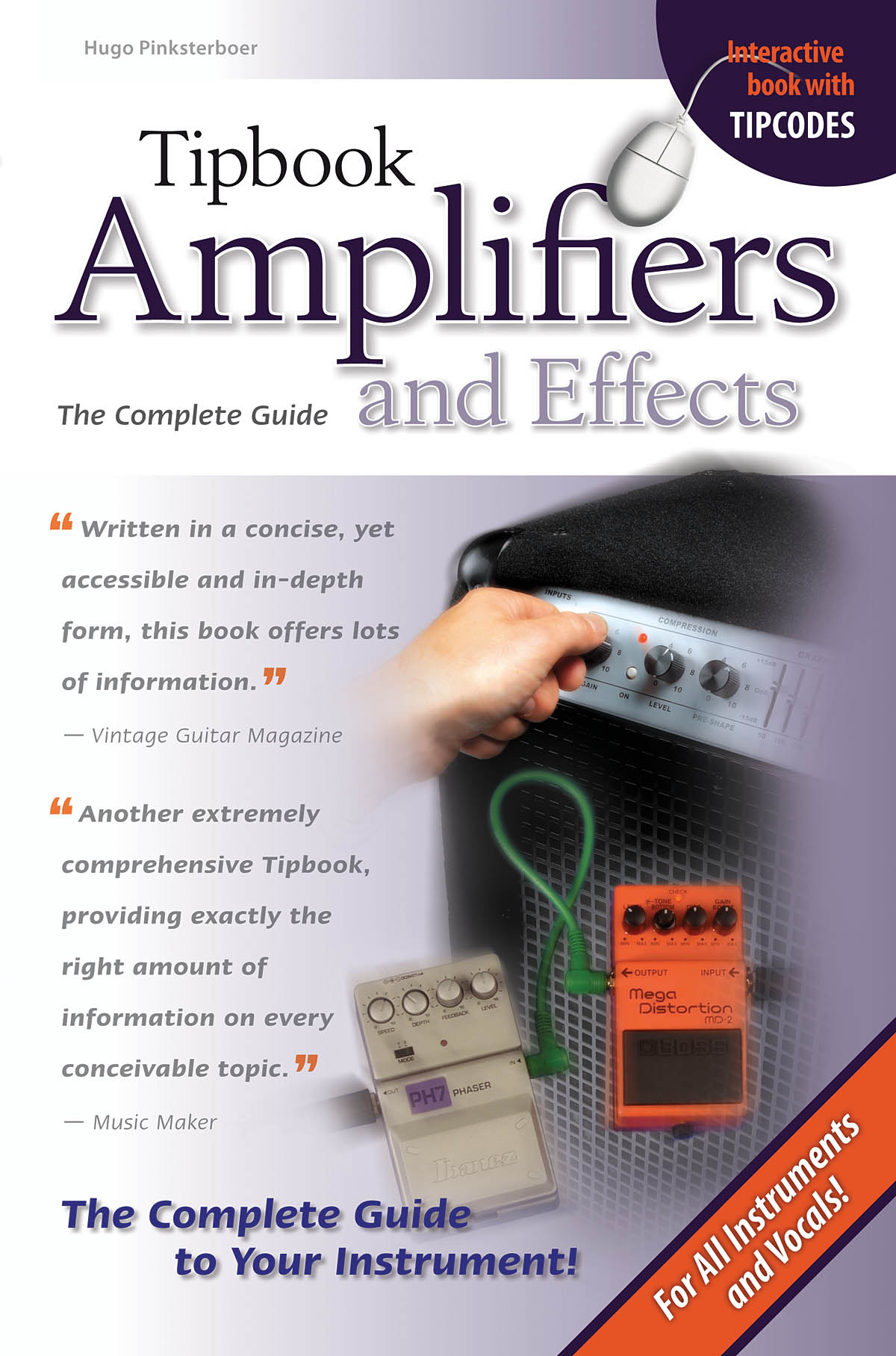 Amplifiers And Effects Complete Guide: Reference Books: Instrumental Reference