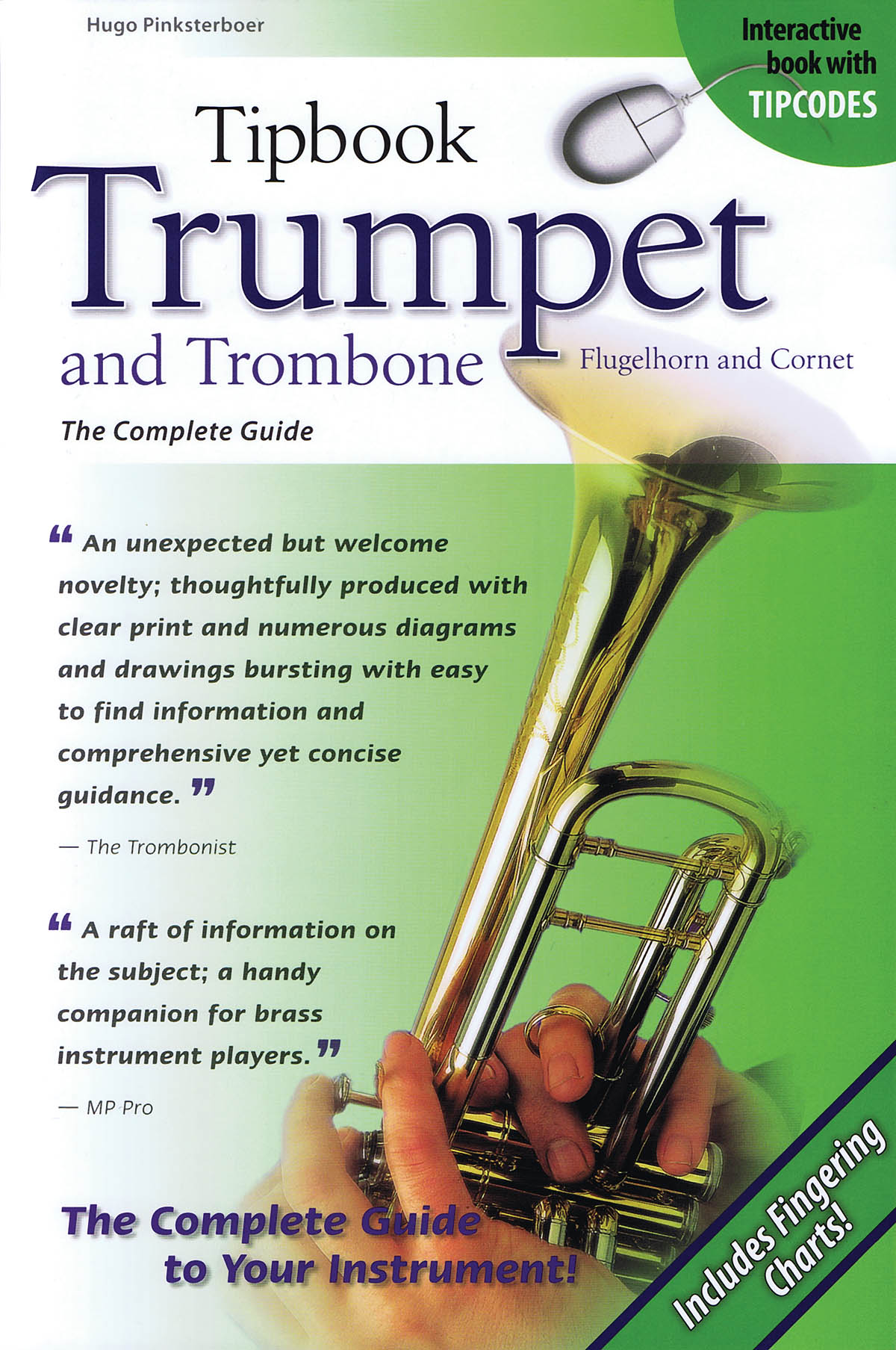 Trumpet And Trombone  Flugelhorn And Cornet: Reference Books