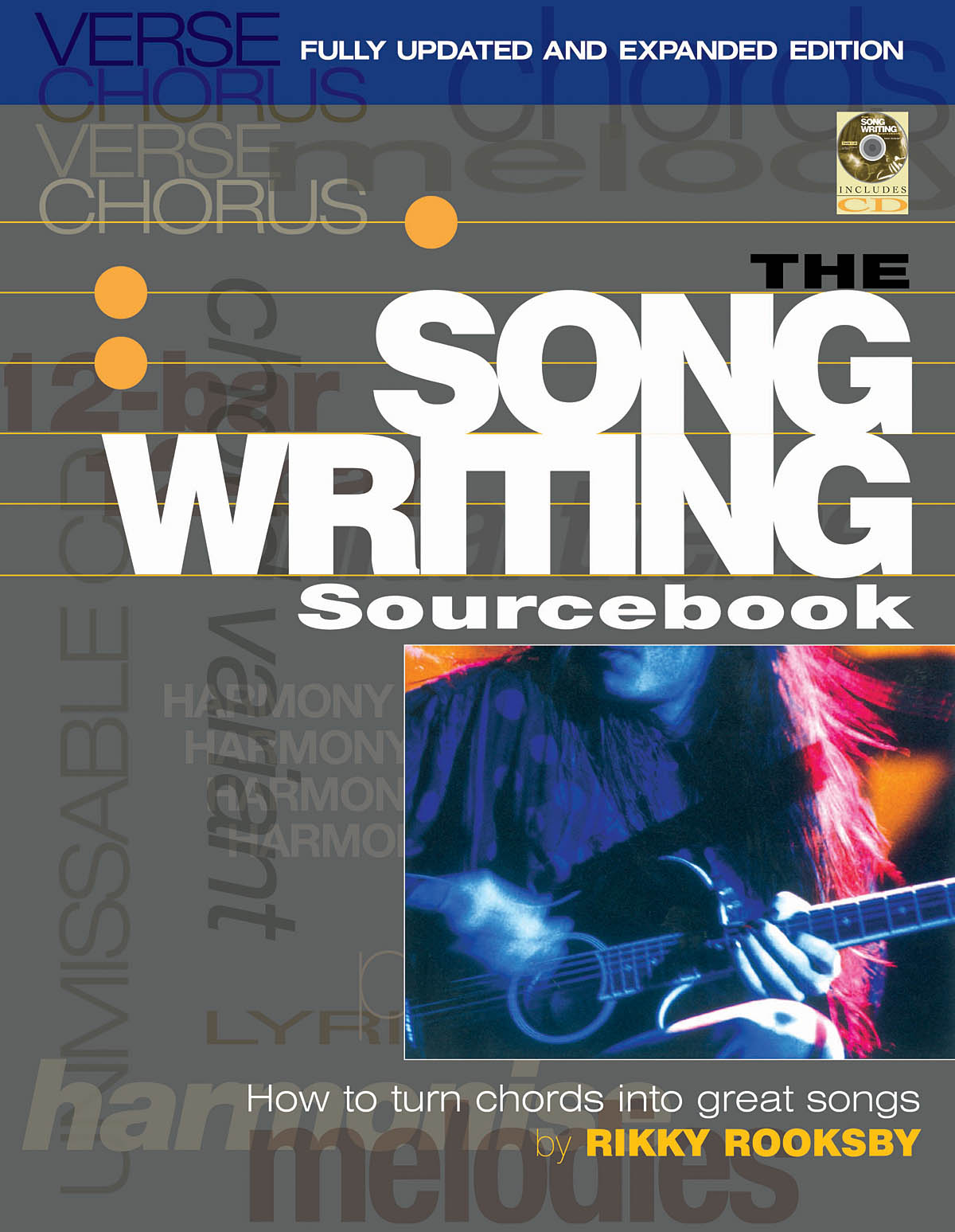 The Songwriting Sourcebook: Reference Books: Reference