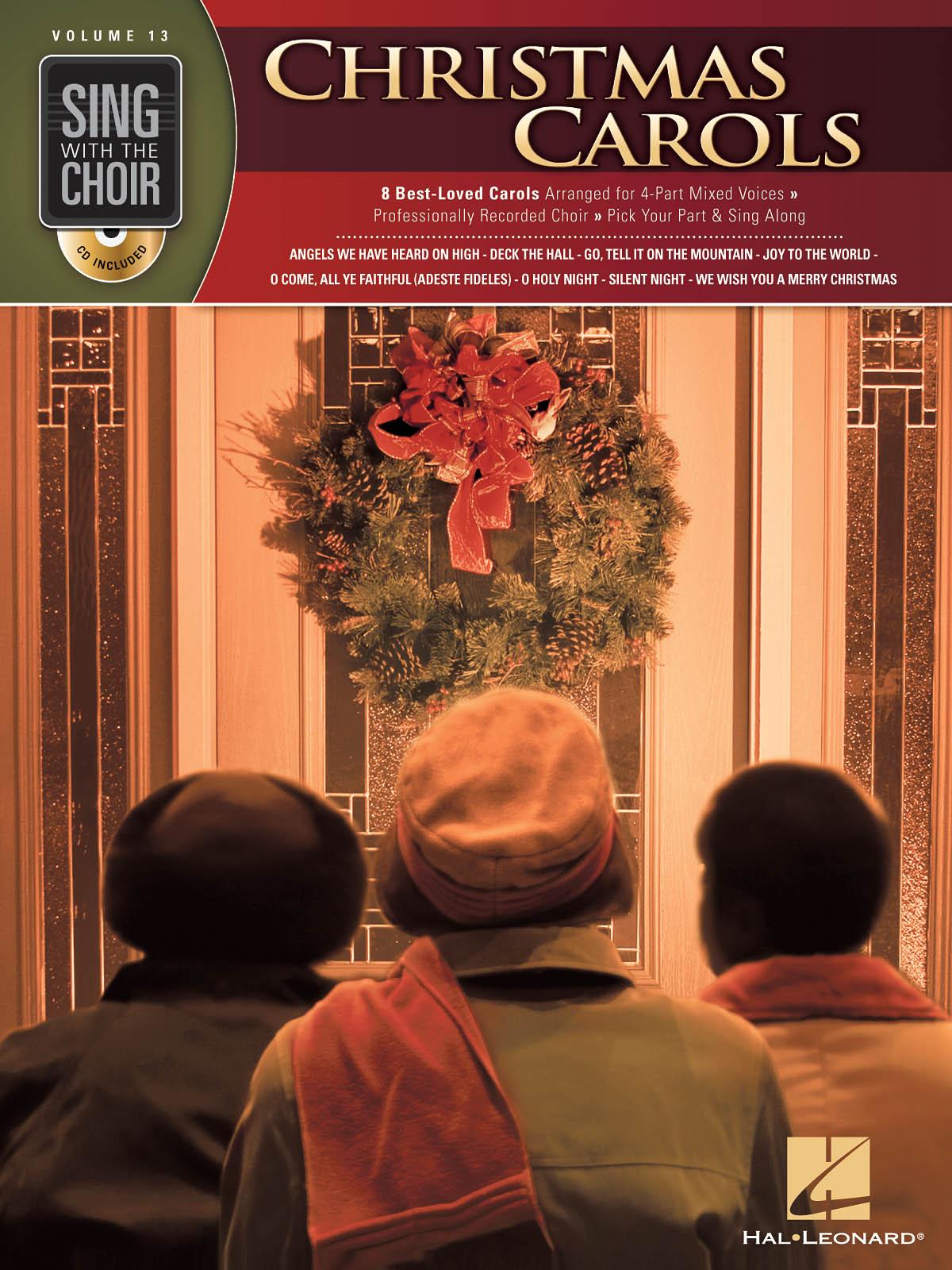 Christmas Carols: Mixed Choir a Cappella: Vocal Score