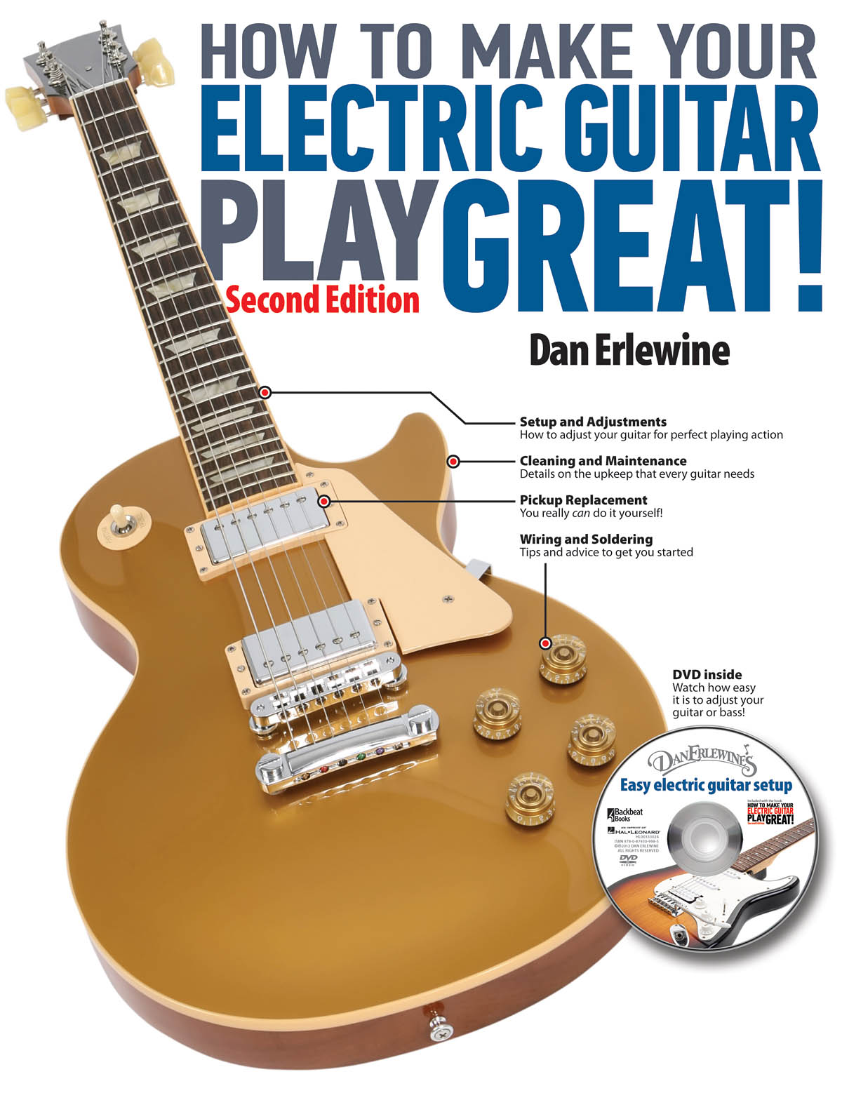 How To Make Your Electric Guitar Play Great: Reference Books: Instrumental
