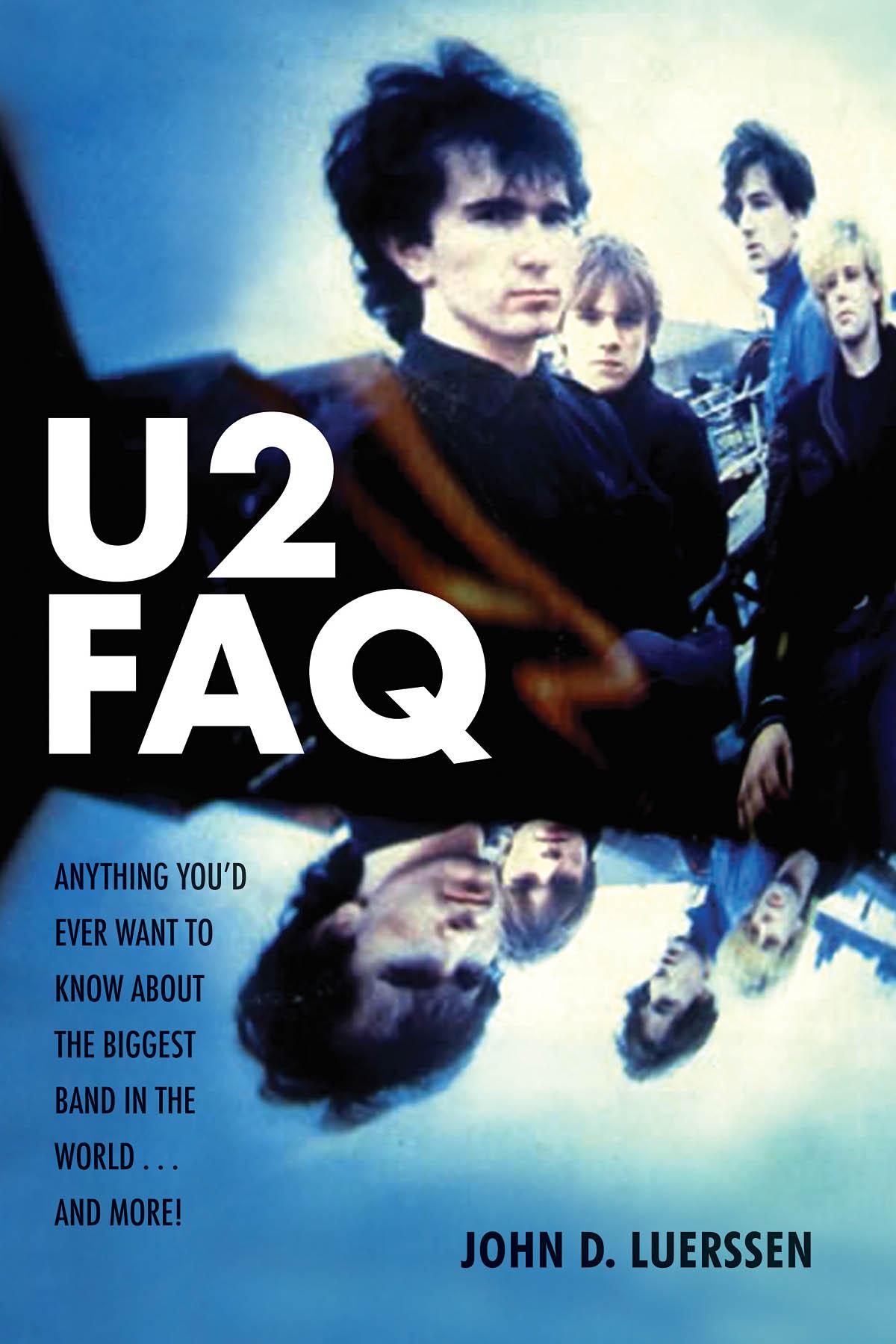 U2 Faq: Reference Books