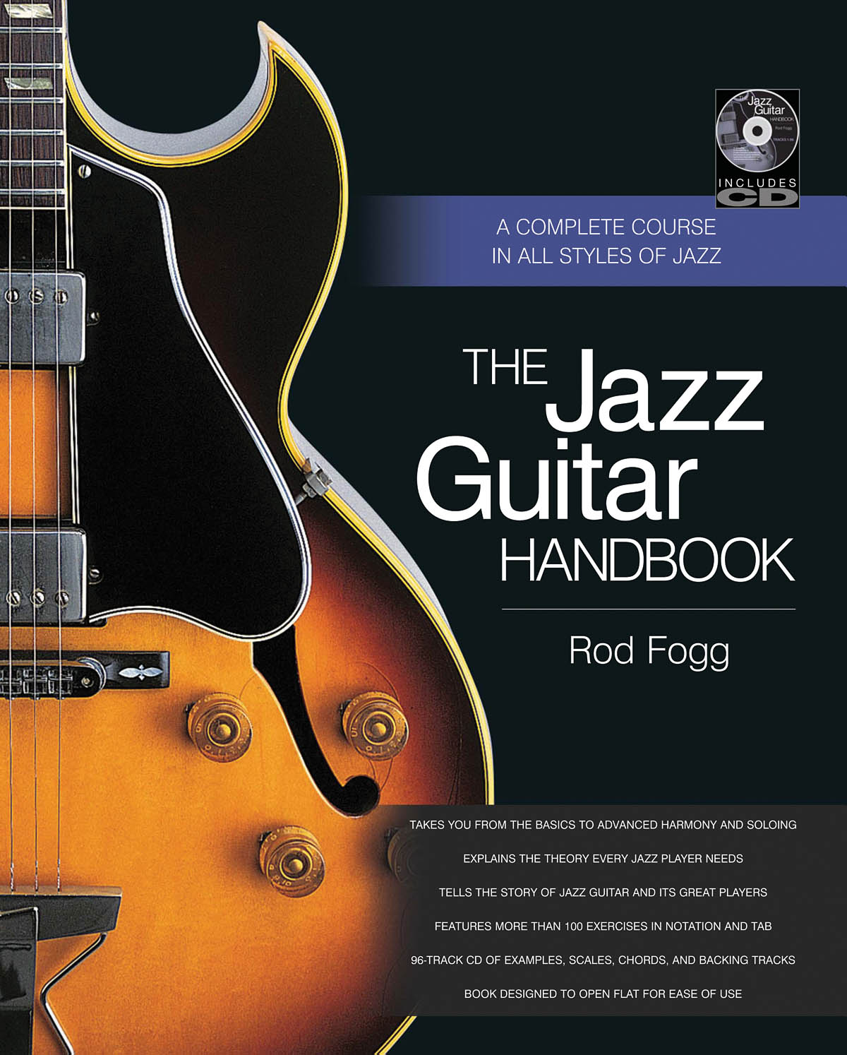 The Jazz Guitar Handbook: Reference Books: Instrumental Tutor