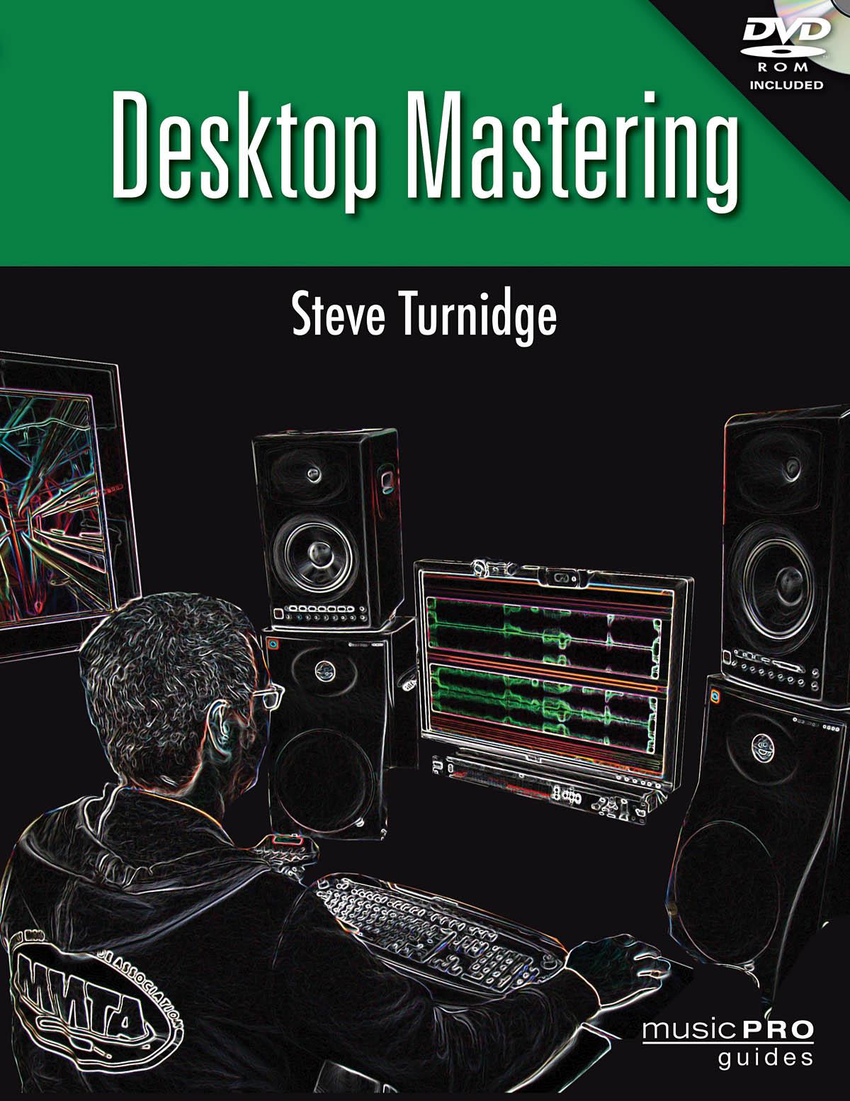 Desktop Mastering Pro Music Guide Books & DVD: Reference Books: Music Technology