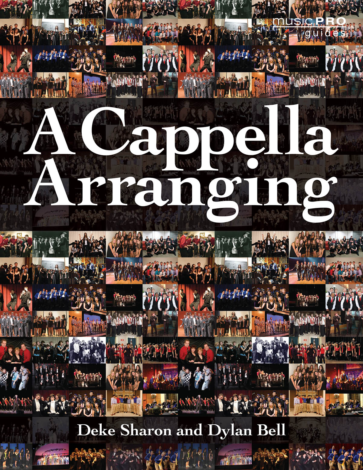 A Cappella Arranging: Reference Books