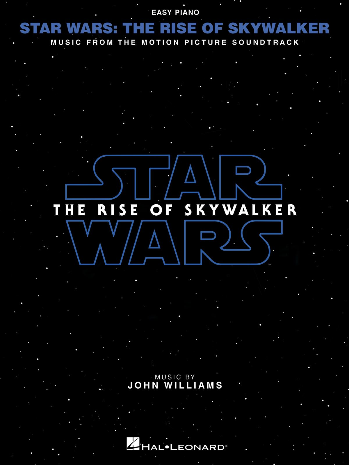 John Williams: Star Wars - The Rise of Skywalker: Easy Piano: Mixed Songbook