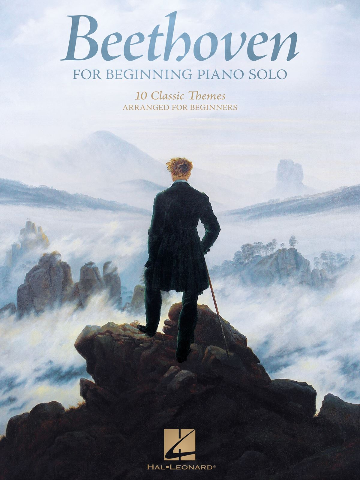 Ludwig van Beethoven: Beethoven for Beginning Piano Solo: Piano: Instrumental