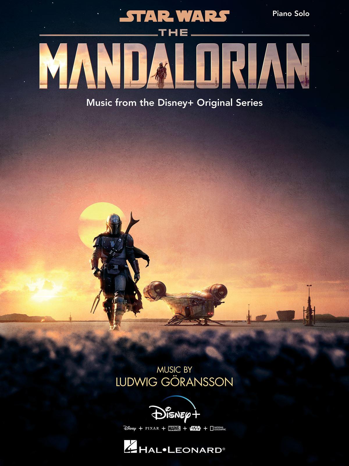 Ludwig Göransson: Star Wars: The Mandalorian: Piano: Instrumental Album