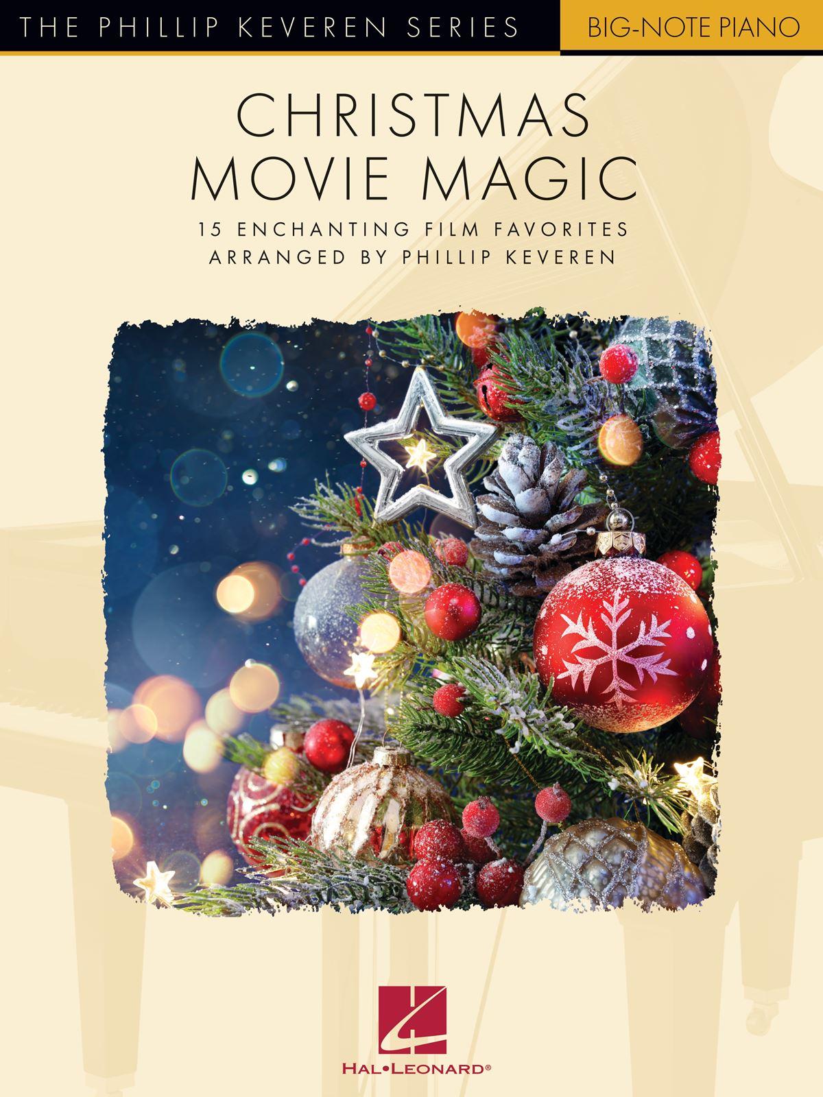Christmas Movie Magic-15 Enchanting Film Favorites: Piano: Instrumental Album