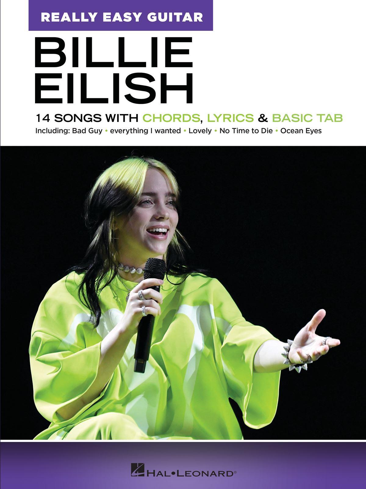 Billie Eilish: Billie Eilish - Really Easy Guitar: Guitar Solo: Instrumental