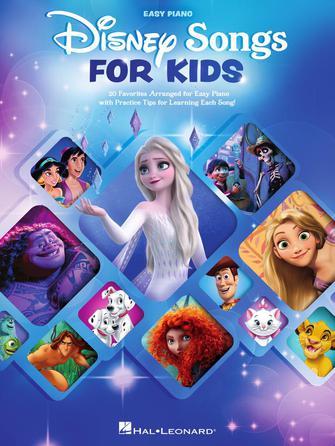 Disney Songs for Kids: Piano Solo: Instrumental Album